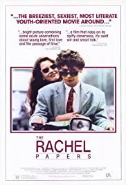 The Rachel Papers (1989) Poster - Movie Forum, Cast, Reviews