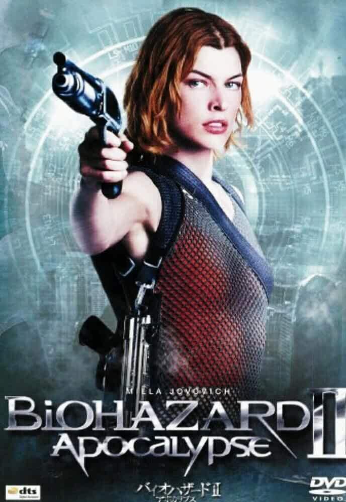Resident Evil Apocalypse 2004 Hindi Dual Audio 720p BRRip full movie watch online freee download at movies365.org