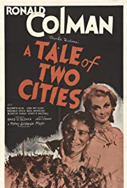 A Tale of Two Cities (1935) Poster - Movie Forum, Cast, Reviews