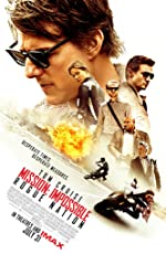 Mission Impossible Rogue Nation(2015)
