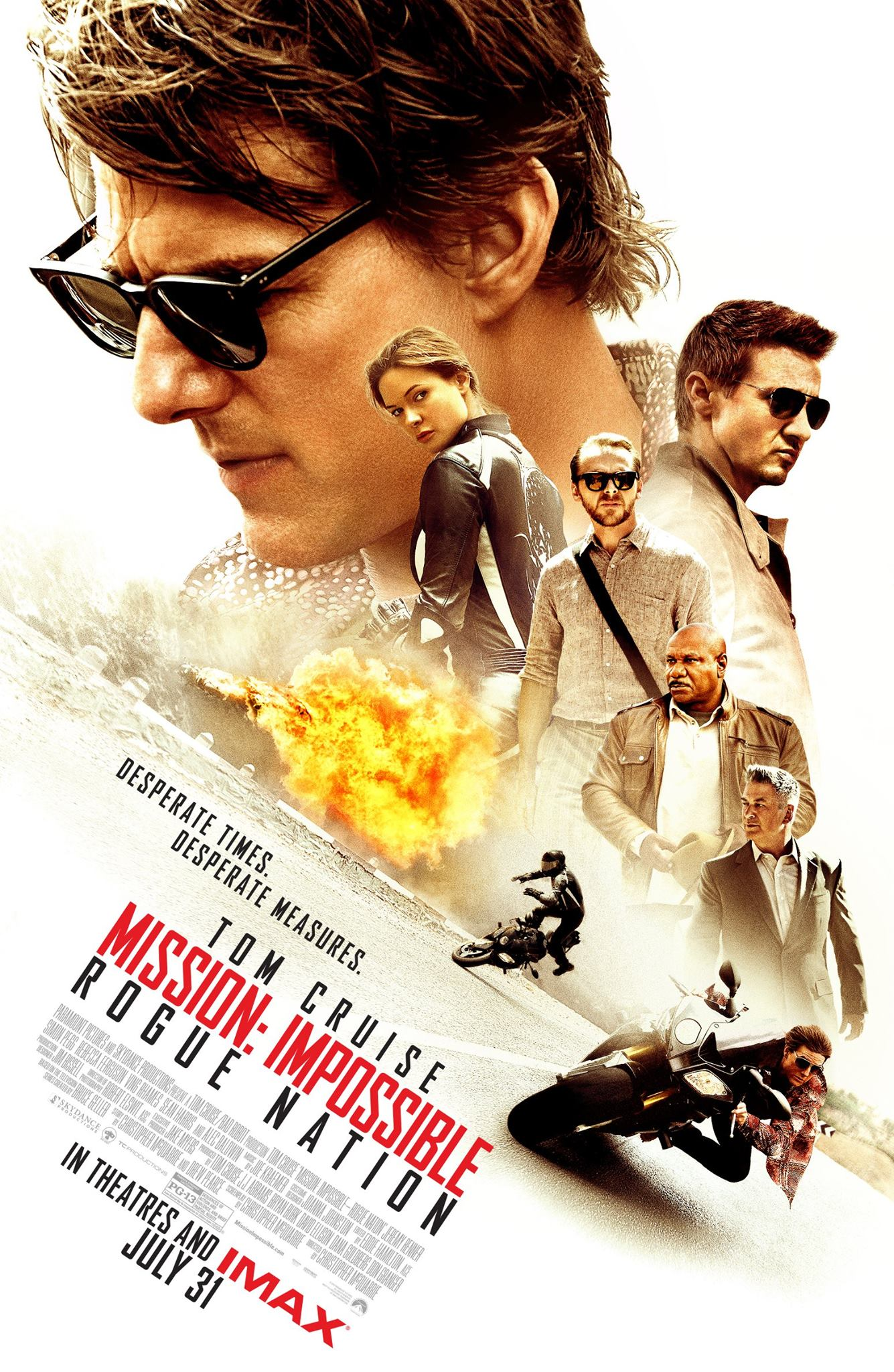 Mission Impossible 5  Rogue Nation 2015 Hindi Dubbed