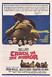 Crack in the Mirror (1960) Poster - Movie Forum, Cast, Reviews