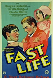 Fast Life Poster
