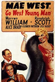 Go West Young Man (1936) Poster - Movie Forum, Cast, Reviews