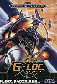 G-Loc: Air Battle Poster