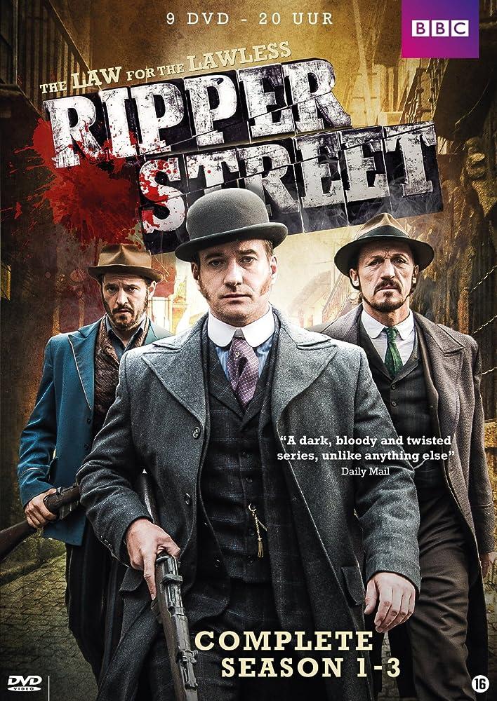 开膛街第一至二季/全集Ripper Street迅雷下载