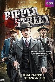 Ripper Street Poster