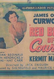 The Red Blood of Courage Poster