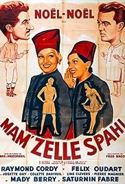 Mam'zelle Spahi Poster