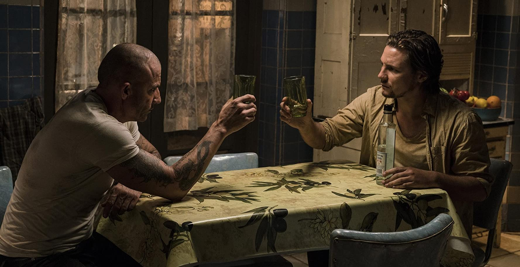 Review Wine Dark Sea en Prison Break S05E07