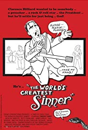 The World's Greatest Sinner(1962) Poster - Movie Forum, Cast, Reviews