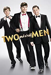 Two and a Half Men - Season 1 poster