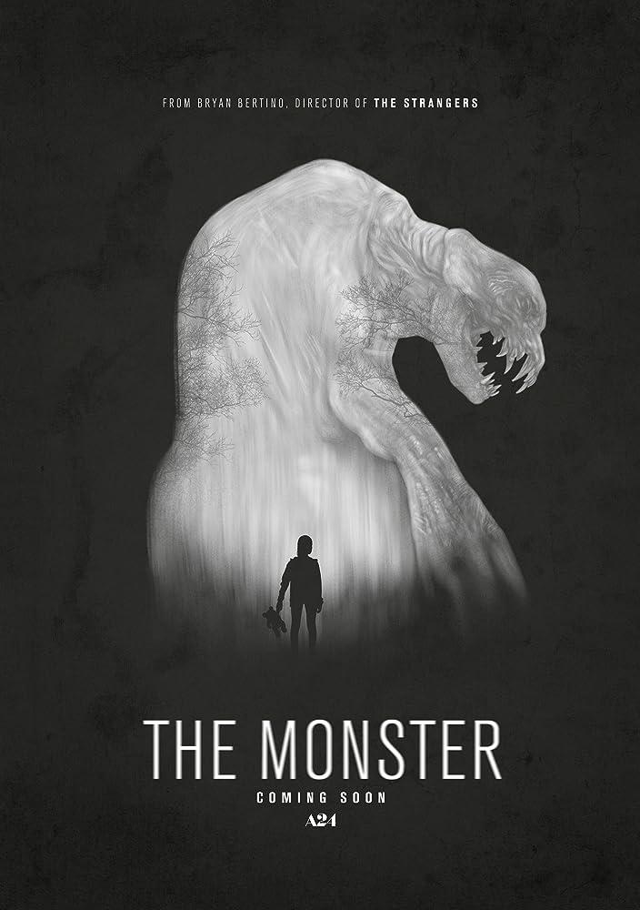 The Monster 2016 720p HEVC BluRay 500MB