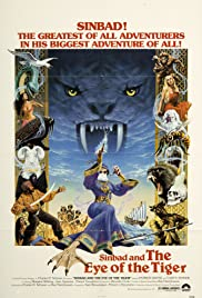 Sinbad and the Eye of the Tiger (1977) Poster - Movie Forum, Cast, Reviews
