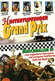 The Pinchcliffe Grand Prix Poster