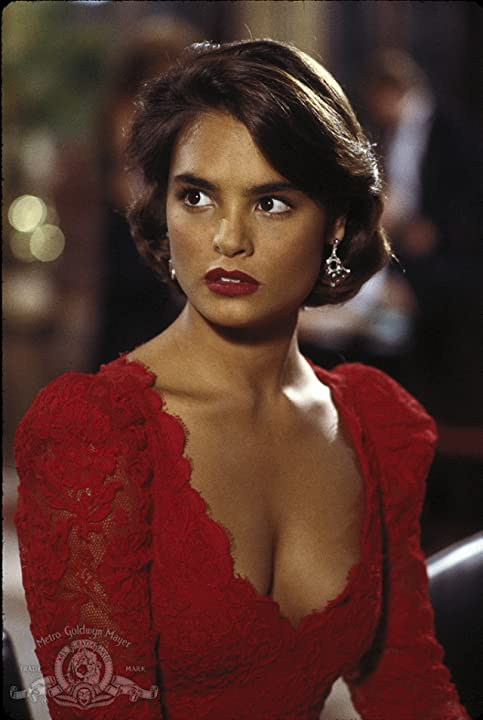Talisa Soto in Licence to Kill (1989)