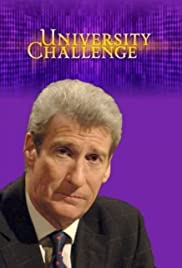University Challenge Poster - TV Show Forum, Cast, Reviews