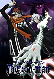 D.Gray-man Poster - TV Show Forum, Cast, Reviews