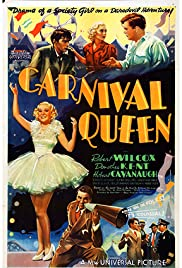 Carnival Queen Poster