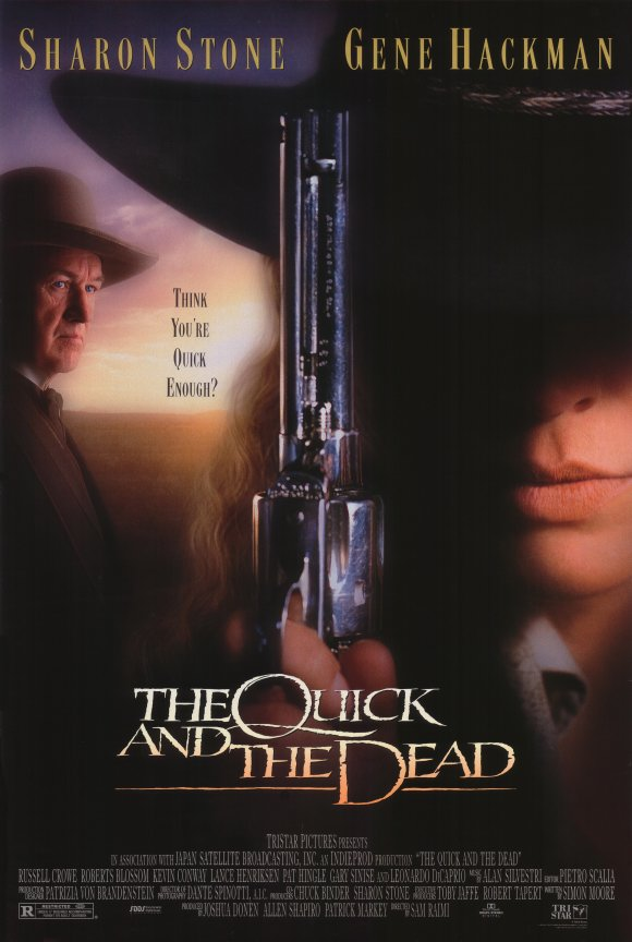 Greitas ir negyvas / The Quick and the Dead (1995)