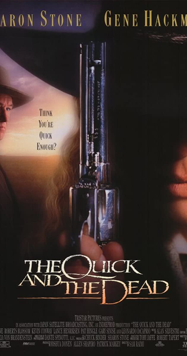 Greitas ir negyvas / The Quick and the Dead (1995) Online