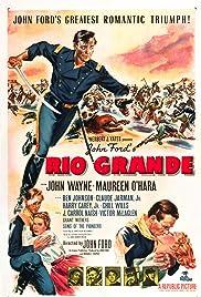 Rio Grande(1950) Poster - Movie Forum, Cast, Reviews
