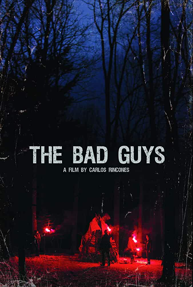 The Bad Guys 2018 720p English WEB-DL DD 5.1 x264