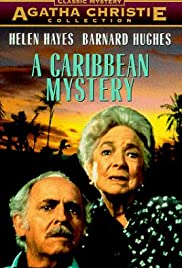 A Caribbean Mystery Poster