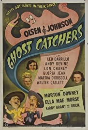 Ghost Catchers Poster
