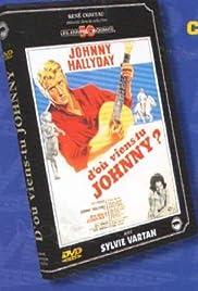D'où viens-tu... Johnny? Poster