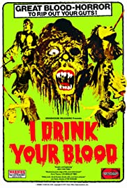 I Drink Your Blood(1970) Poster - Movie Forum, Cast, Reviews