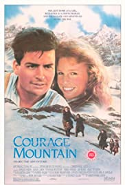 Courage Mountain Poster