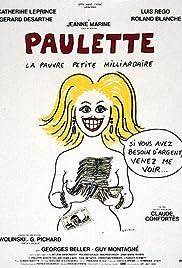 Paulette, la pauvre petite milliardaire Poster