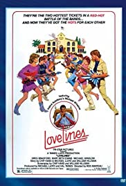 Lovelines (1984) Poster - Movie Forum, Cast, Reviews