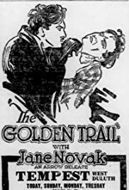 The Golden Trail Poster