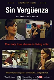Sin Vergüenza Poster