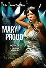 Mary Proud Poster