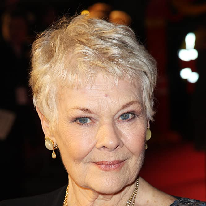 Judi Dench at an event for The Best Exotic Marigold Hotel (2011)