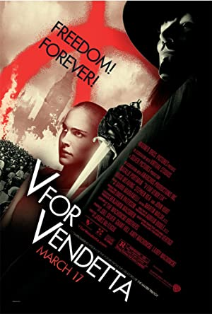 V de Venganza (V for Vendetta) (2005)