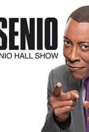 The Arsenio Hall Show Poster