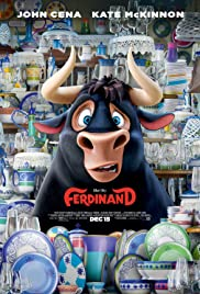 Ferdinand 2017 BluRay 480p 300MB Dual Audio ( Hindi – English ) MKV