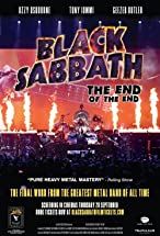 Primary image for Black Sabbath the End of the End
