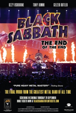 image Black Sabbath the End of the End Watch Full Movie Free Online