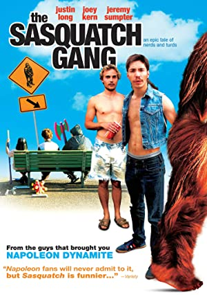 The Sasquatch Gang poster