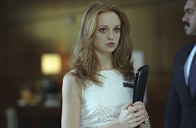Jayma Mays in Red Eye (2005)