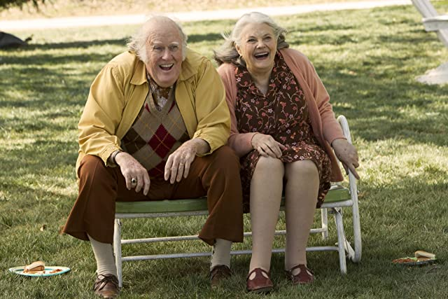 M. Emmet Walsh and Lois Smith in The Odd Life of Timothy Green (2012)