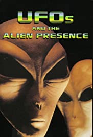 UFOs and the Alien Presence Poster