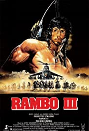 Rambo III (1988) Poster - Movie Forum, Cast, Reviews