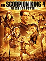 The Scorpion King 4 Quest for Power(2015)
