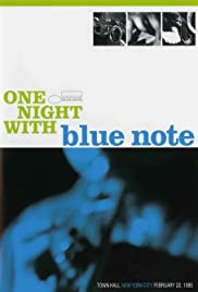 One Night with Blue Note Poster